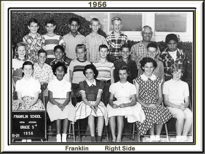 FRANKLIN 5th 1956 Right Side
