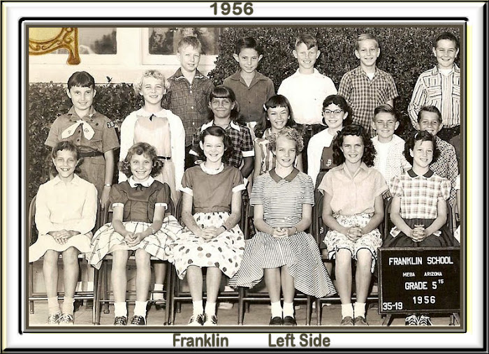 FRANKLIN 5th 1956 Left Side