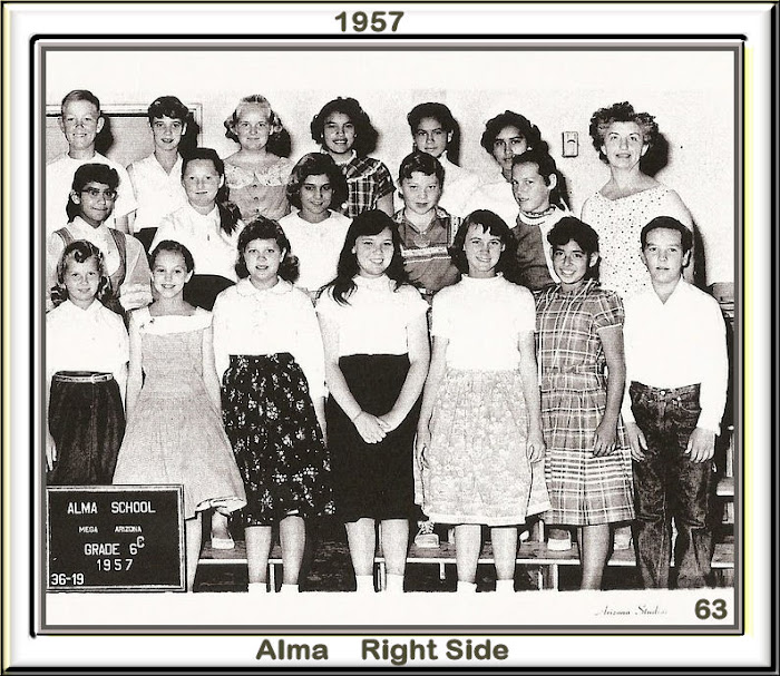 ALMA 6th 1957 Right Side