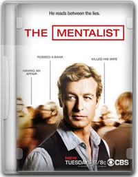 The mentalist  1ª Temporada  Rmvb