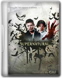 Supernatural   5ª Temporada   Legendado Rmvb | Avi