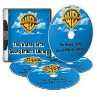 Efeitos Oficiais Warner Bros – 5 CD´s + Bonus