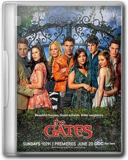 The Gates  1ª Temporada Xvid  Legenda