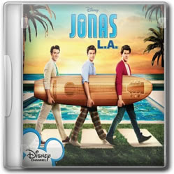 Baixar Gratis - CD - Jonas Brothers-Jonas L.A. OST 2010