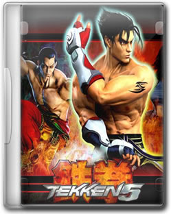 Download PC Game Tekken 5 RIP [455 MB]