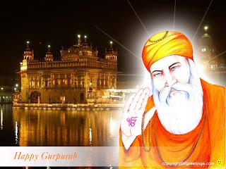 guru nanak jayanti wallpapers, happy guru gobind singh jayanti, Guru Parb SMS