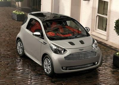 2011 Aston Martin Cygnet Concept Car