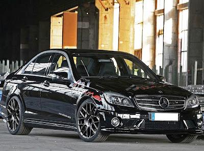 Wimmer Mercedes-Benz C 63 AMG