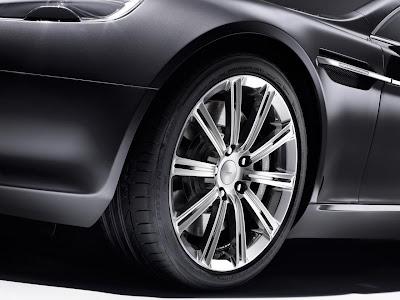 Aston Martin Rapide Luxe special edition