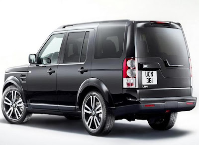 Land Rover Discovery 4 special edition