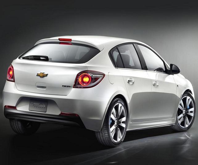 Gm Announced New Chevrolet Cruze Hatchback Car