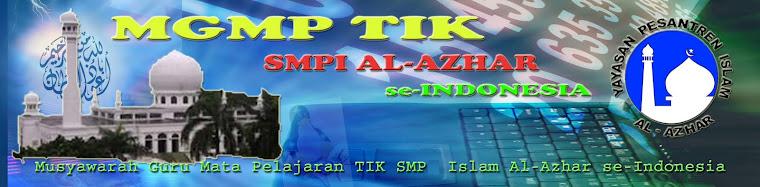 MGMP TIK SMP Islam Al Azhar
