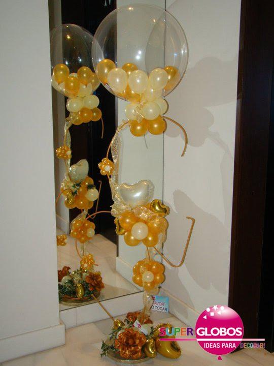 Decoraciu00f3n con Globos para Eventos y Fiestas - Superglobos, ideas ...