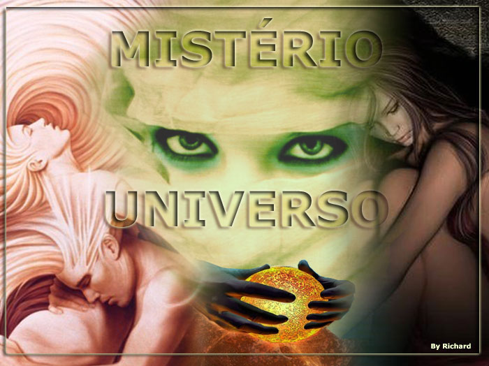 MISTÉRIO UNIVERSO