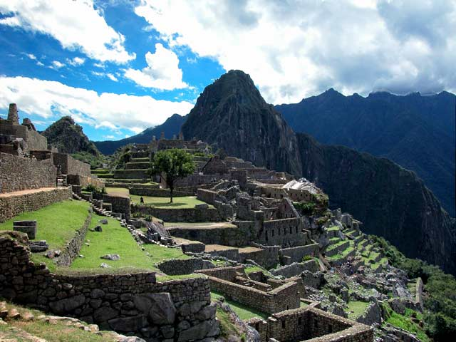 Machu Picchu desktop wallpaper Free desktop wallpapers and high