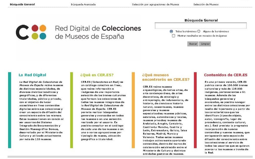 Desde par s a buenos aires red digital de colecciones de for Colecciones en red