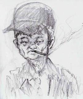 Tony Neto Sketchbook IMG2