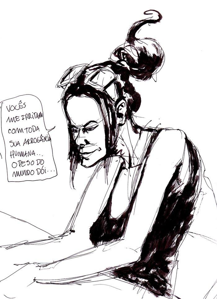Tony Neto Sketchbook Sketchbook2