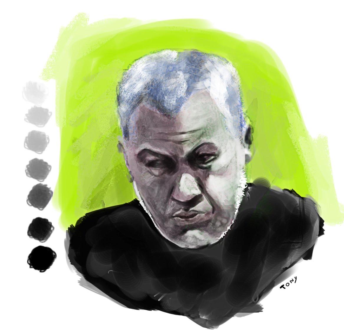 Tony Neto Sketchbook Estudo%2Bcabe%25C3%25A7a