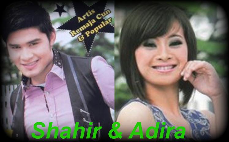 Shahir+Adira=Shahira (juz for SHAHIRATICS)