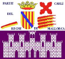 PARTIT CARLÍ DEL REGNE DE MALLORCA