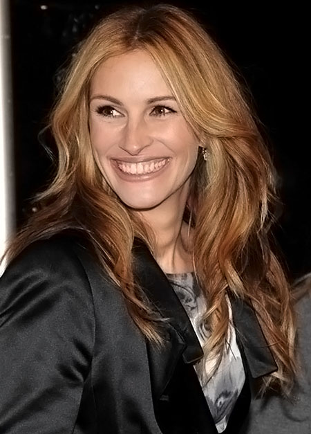 julia roberts smile. Julia Roberts 43 today