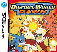 Digimon World Dawn (U) | DS Roms