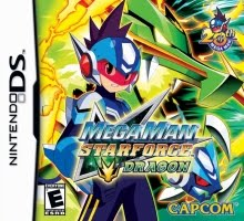 MegaMan Star Force: Dragon (U) | DS Roms
