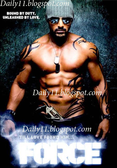 """JOHN ABRAHAM IN """"FORCE"""" WALLPAPERS"""