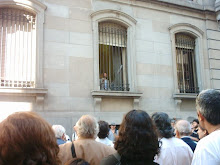 CARDELLICCHIO MIRA LA PROTESTA