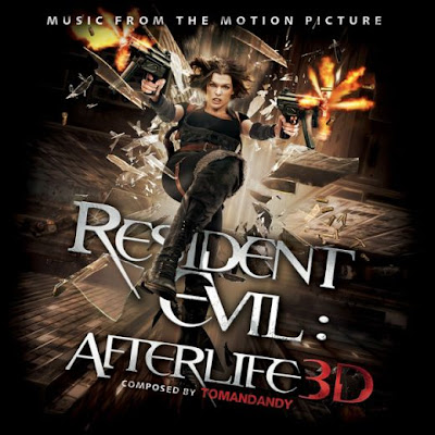 Resident Evil: Afterlife 3D songs |Movies - Songs - Software :  mp3 audio album songs