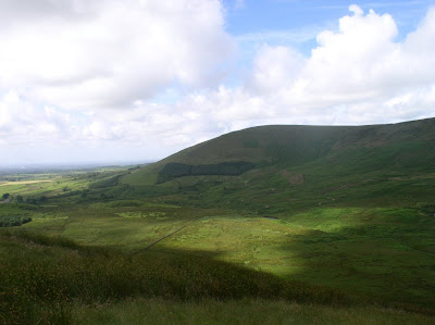 Parlick in the south Bowland fells