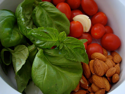 ingredienti pesto