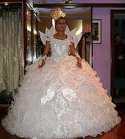 Vestidos de fiesta gitana
