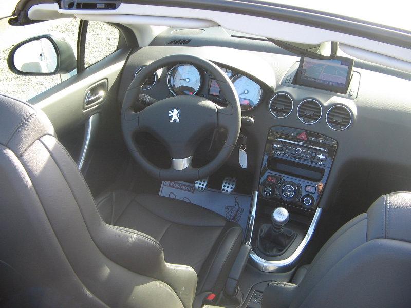 Avenir Import Auto - Véhicules Vendus: PEUGEOT 308 CC 2.0 HDI 140 CH ...