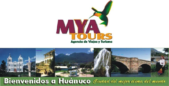 AGENCIA DE VIAJES Y TURISMO MYA TOURS (PERU)