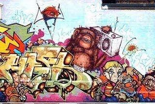 High Art Graffiti