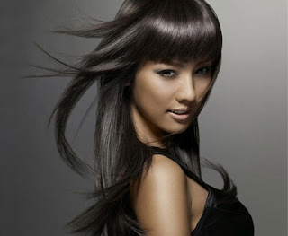 lee hyo ri short hair style