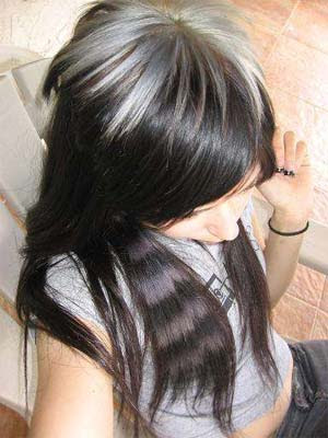 Latest Emo Hairstyles Pictures