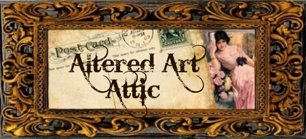 Altered Art Attic