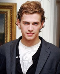 Canadian Actor HAYDEN CHRISTENSEN