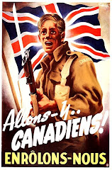1939-1945 A.D. World War 2 - September 10, the Government of Canada declares war on Germany.