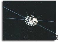 1962 A.D. Canada Launches the Alouette 1 Satellite