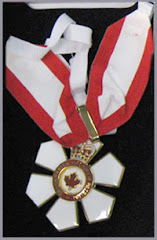 L'Ordre du Canada / The Order of Canada - Civilian Decoration