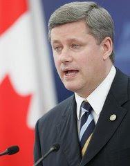 Le Premier ministre du Canada / The Prime Minister of Canada