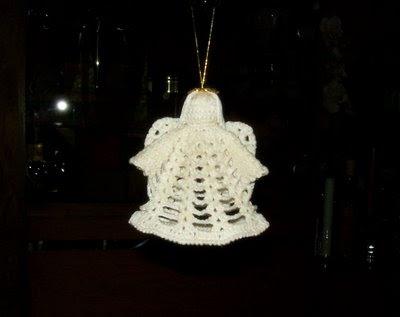 Tree Top Angel | Free Crochet Patterns