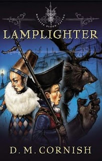 Lamplighter by D. M. Cornish