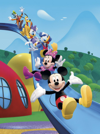 Mickey Mouse Clubhouse FREE Character Call