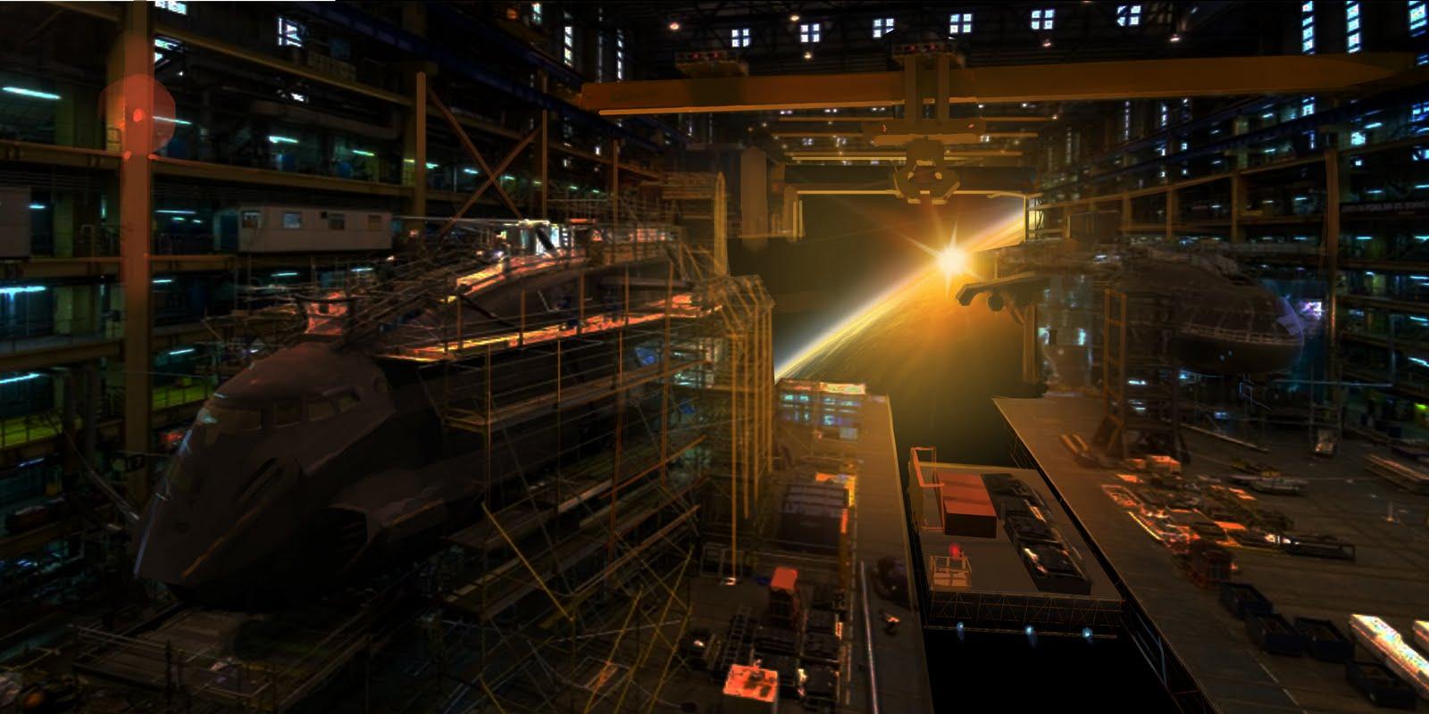Ryan Osga Deep Space Shipyard