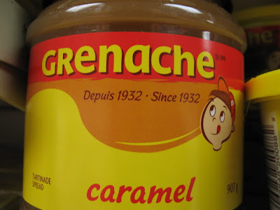 grenache tartinade spread when is grenache not a grape